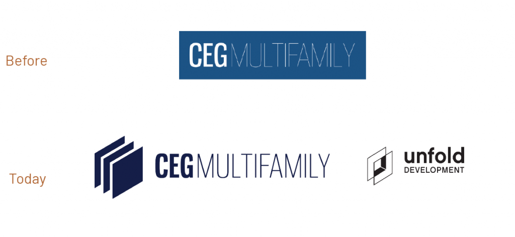 CEG Brand Evolution